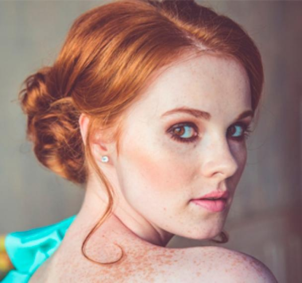 Вечерний Nude макияж с Марией Татарской